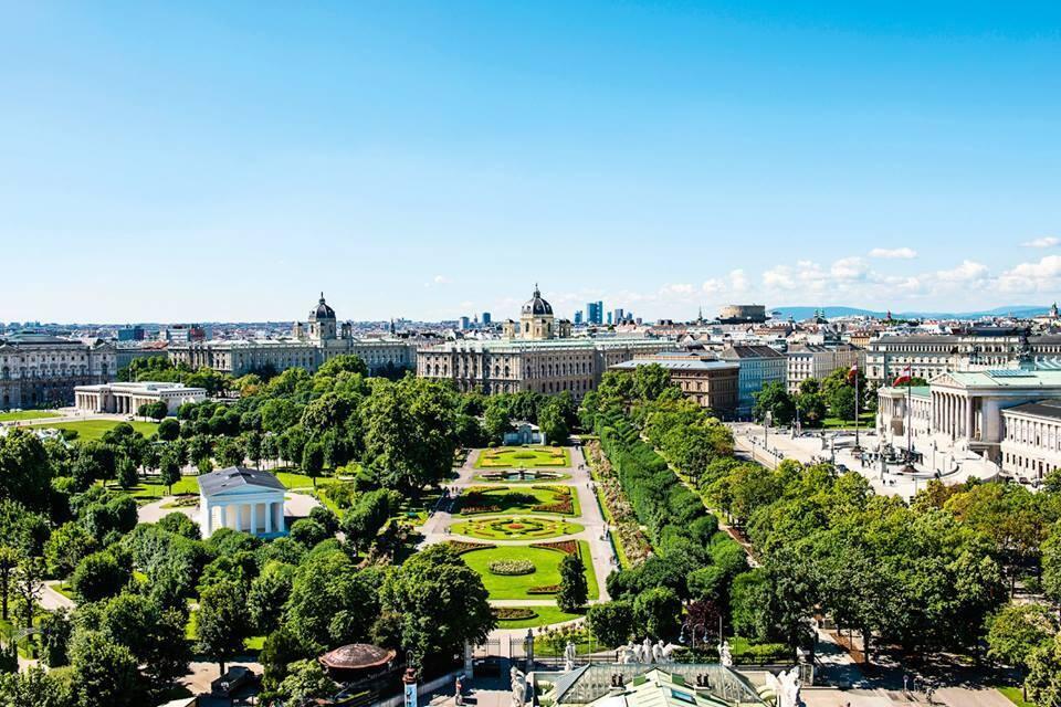 Bécs élelmezése.