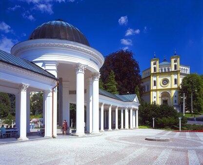 Nyugat-Cseh Fürdővárosok
