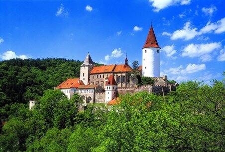 Közép Csehország