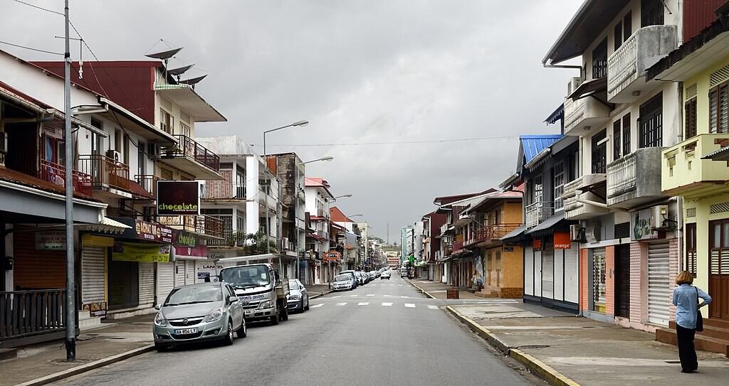 Francia Guyana