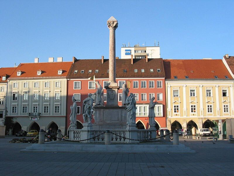 Wiener Neustadt – Bécsújhely