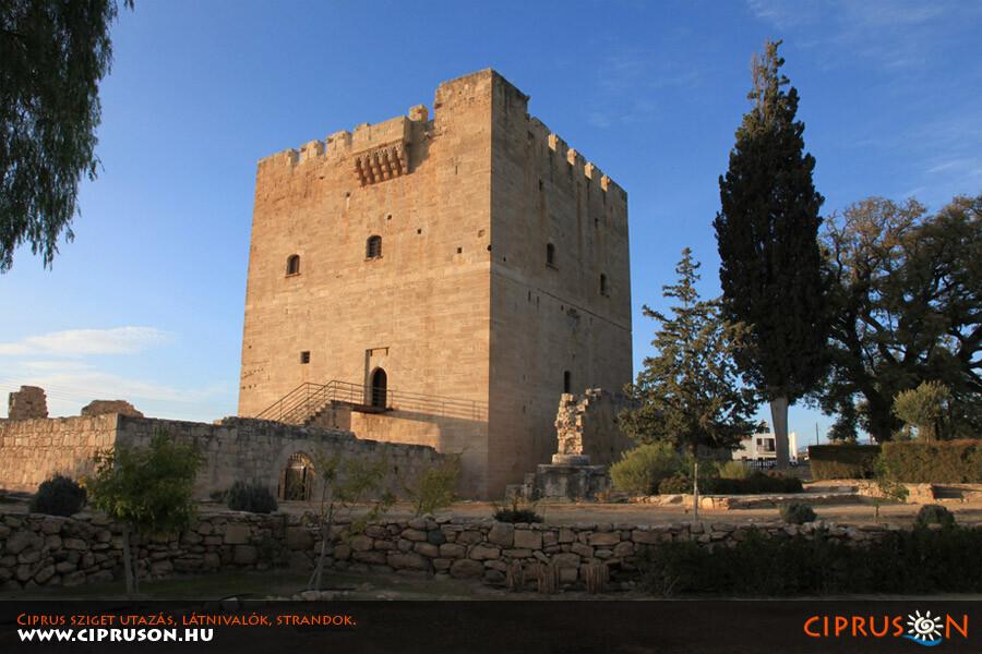 Kolossi vár (Kolosszi vár)